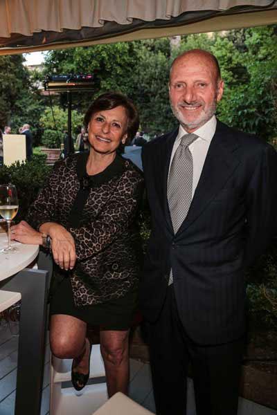 Gabriella e Guglielmo Dolfi