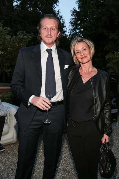 Claudio e Francesca Pennatini