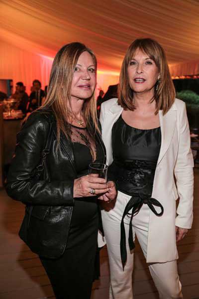 Chiarella Pennucci e Stefania Boni