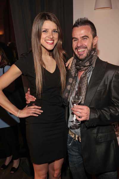 Ilaria Gallo e Mirko Pancini