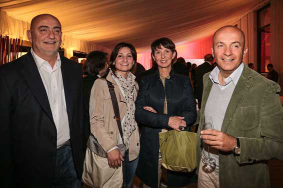 Marco Meini, Katia Turini, Monica Visconti, Luca Meini