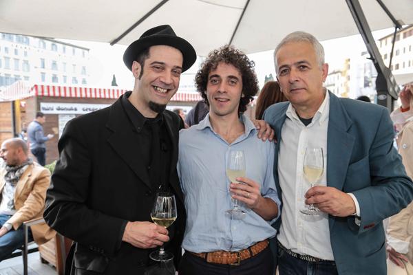 Franco Esposito, Joy De Vita, Claudio Igletti