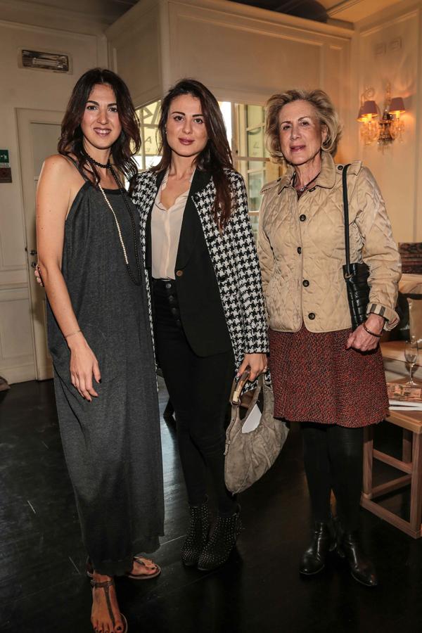 Alessandra Galli, Gaia Bartalucci, Maria Rosaria Vitelli