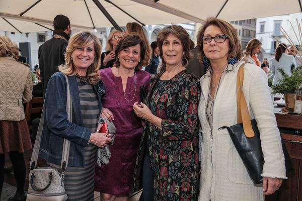 Anna Ugolini, Gabriella Dolfi, Cristina Tassi, Catia Ceccarelli