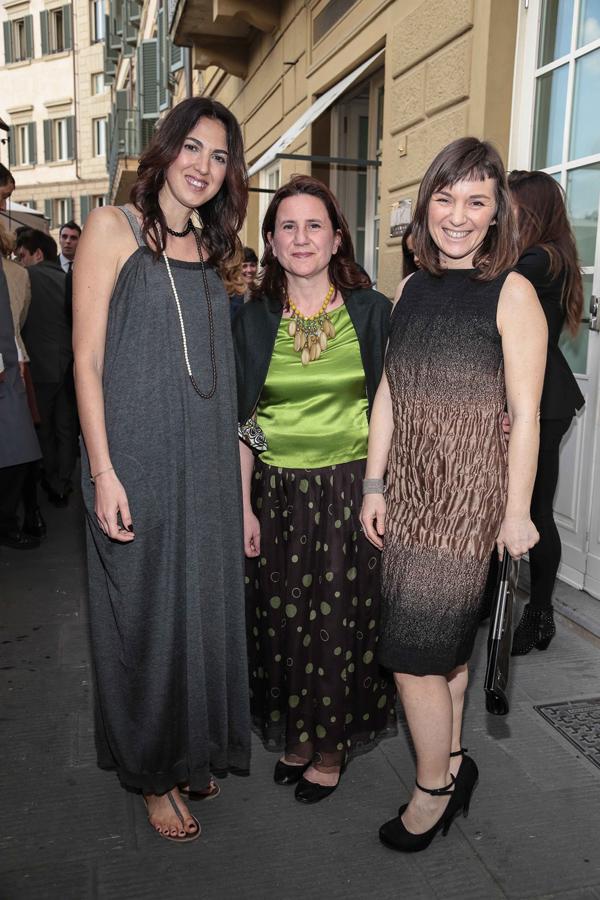 Alessandra Galli, Ilaria Toloni, Damiana Noja