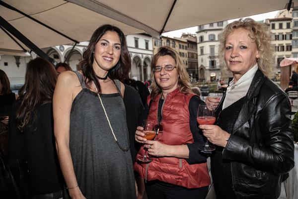Alessandra Galli, Stefania Bonamici, Gianna Del Naia