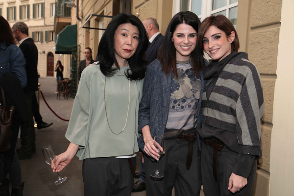 Akemi Hirooka, Maria Chiara Serusi, Giulia Marchi