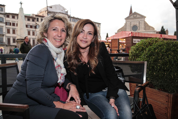Marinella Fani, Cristina Casamassima