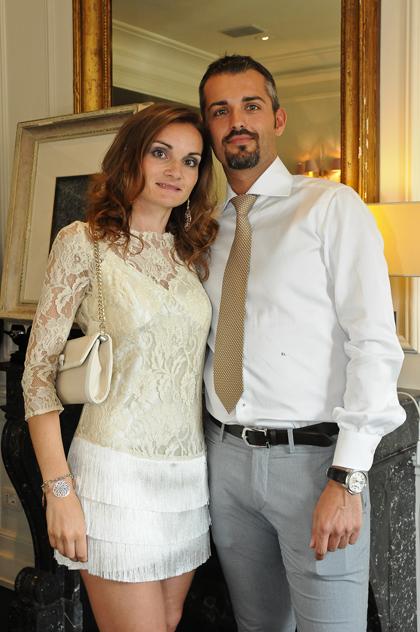 Karin Matscher,  Fabio Lugana