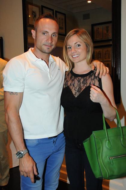 Dario Bonasera,  Phoebe Grindle