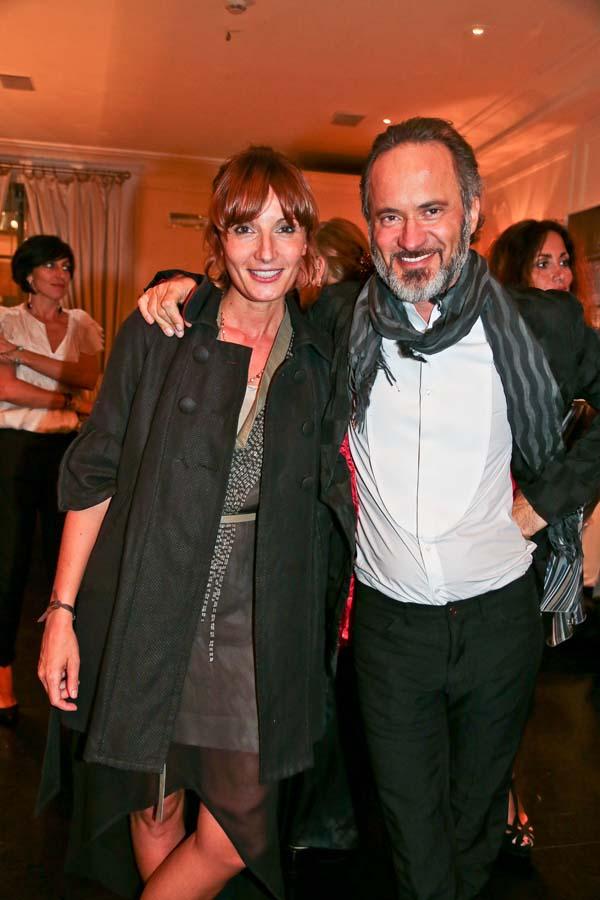 Pamela Gori, Andrea Martinelli