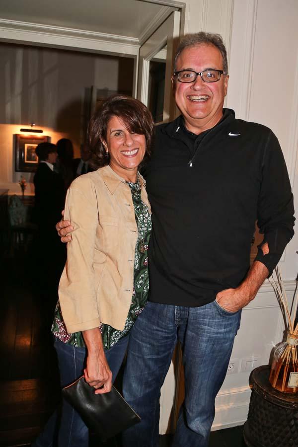 Barbara Lembo, Richard Canzonetti