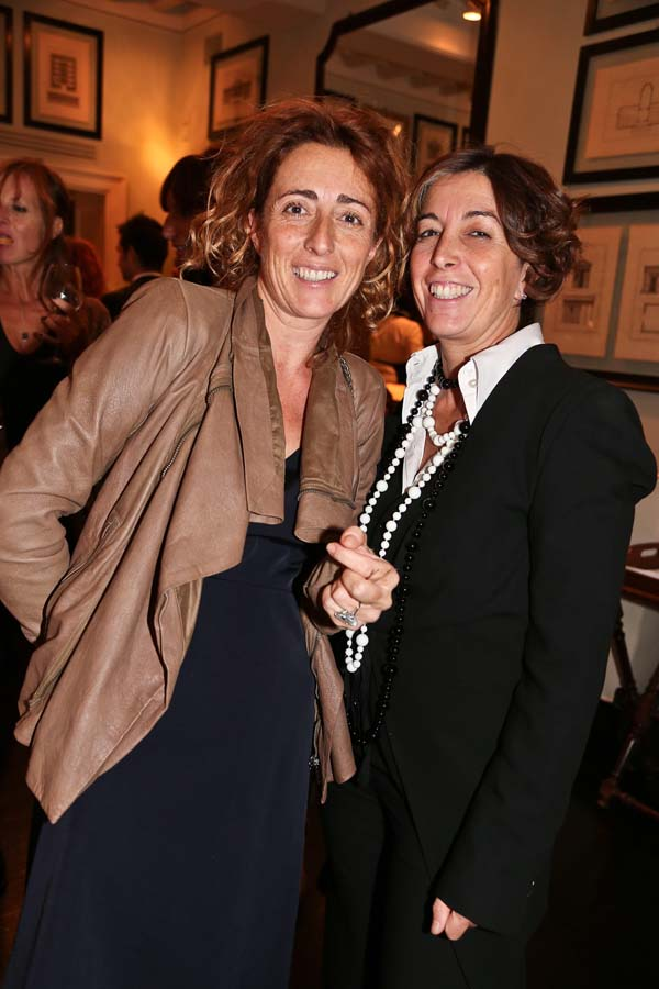 Elisabetta and Marcella Pandolfini