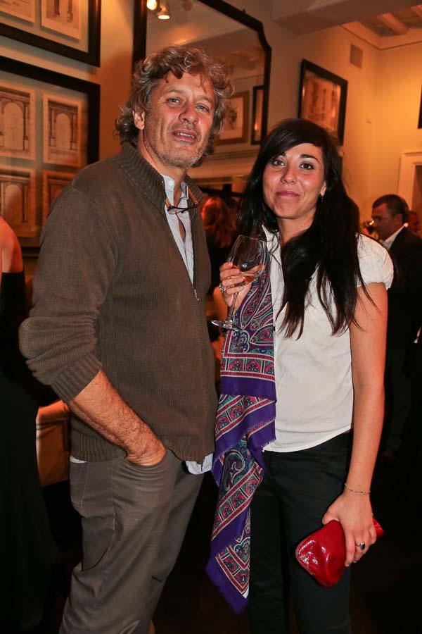 Daniele Guarducci, Elisabetta Rizzuto