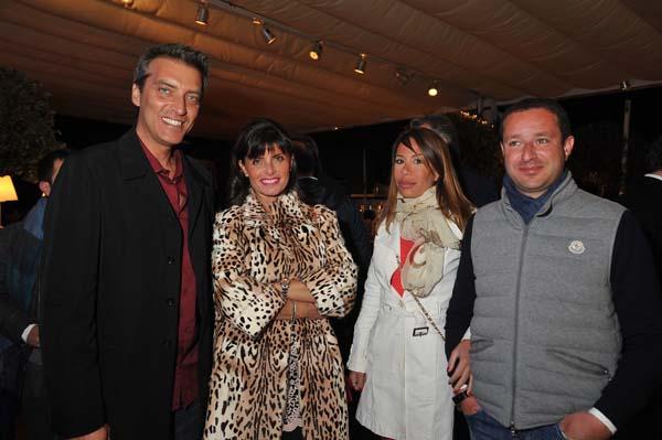 Chicco Coda, Edvige Strina, Paola Esposito
