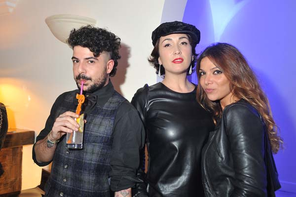 Alessandro Ruocco, Susanna Smit, Meltem Missiz