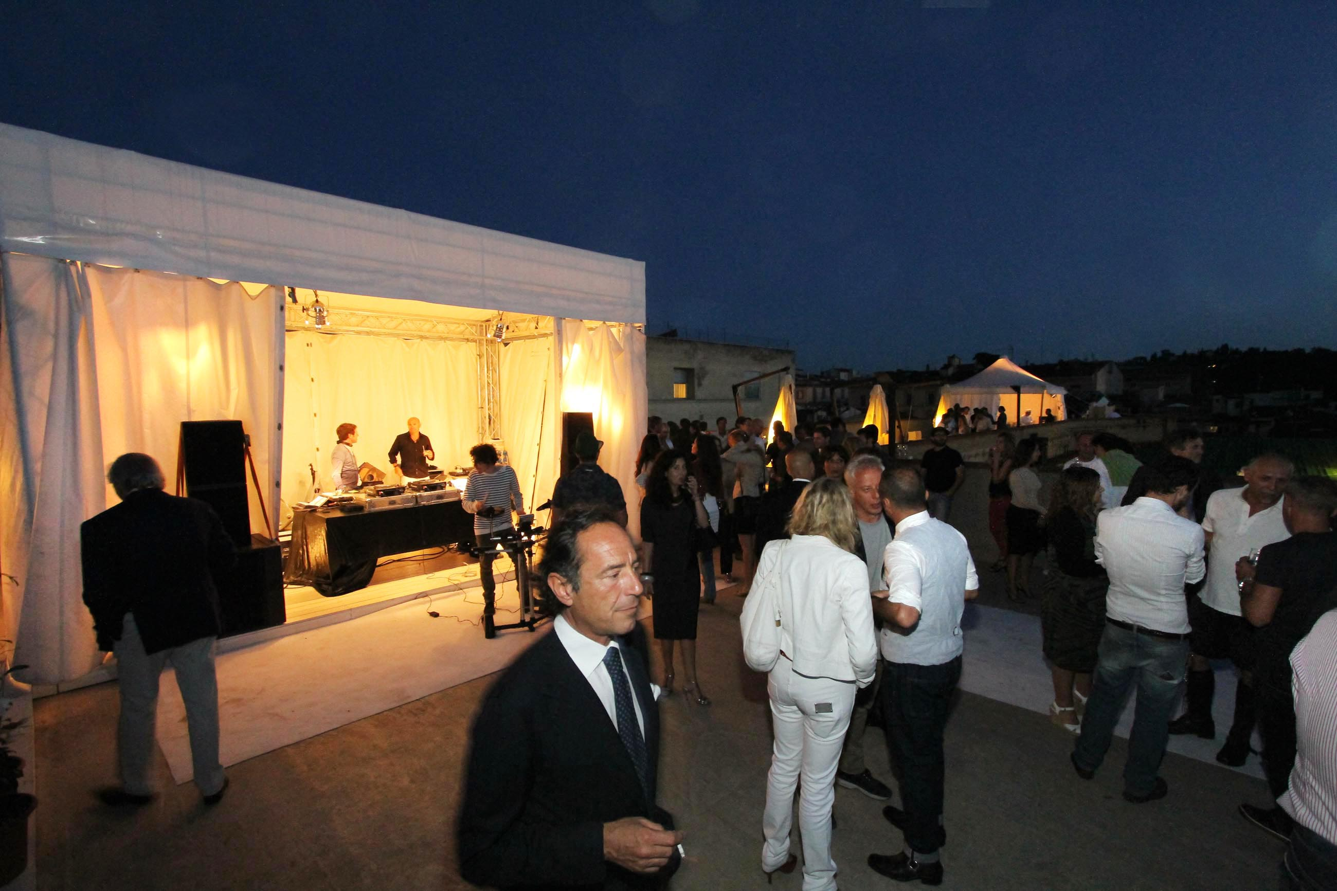 PRESSPHOTO Firenze, Garage Europa, evento Keep Wild. Nella foto