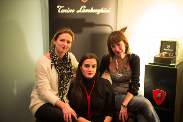 Annalisa La duci, Brunilda Nelaj, Daria Colonna