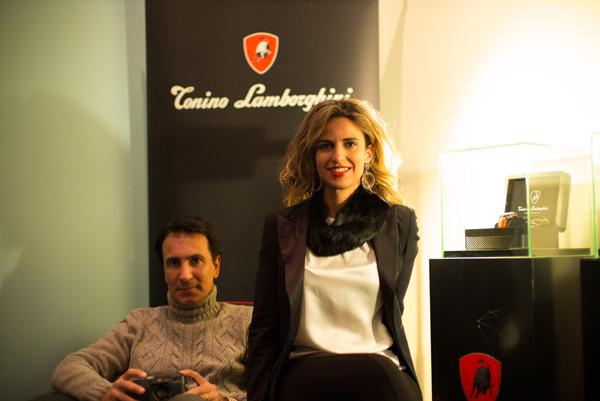 Marco Citaro, Lucia Lodi