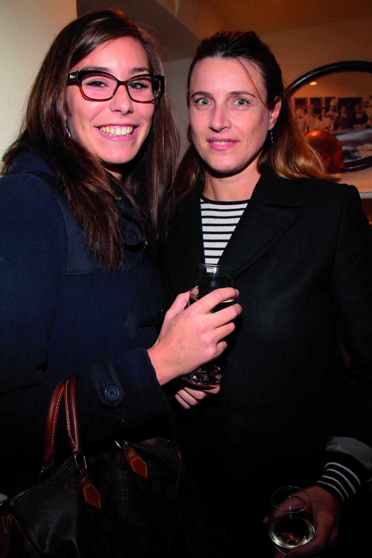 PRESSPHOTO. Firenze, ristorante La Baraonda. Nella foto Ester Bonechi e Silvia Innocenti