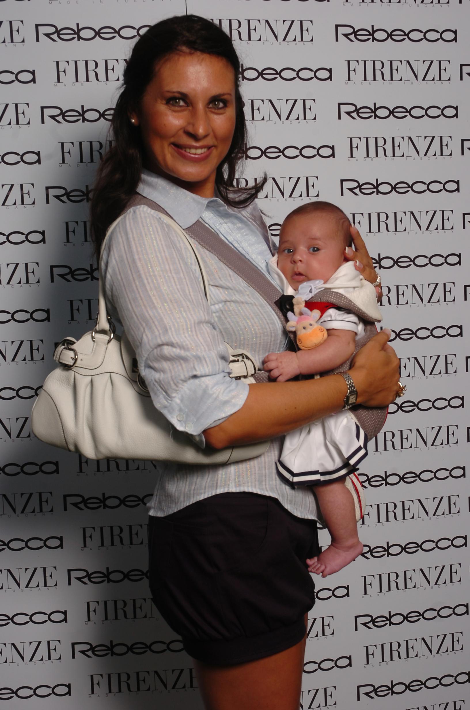 Sonia Nobili e sua figlia Flaminia