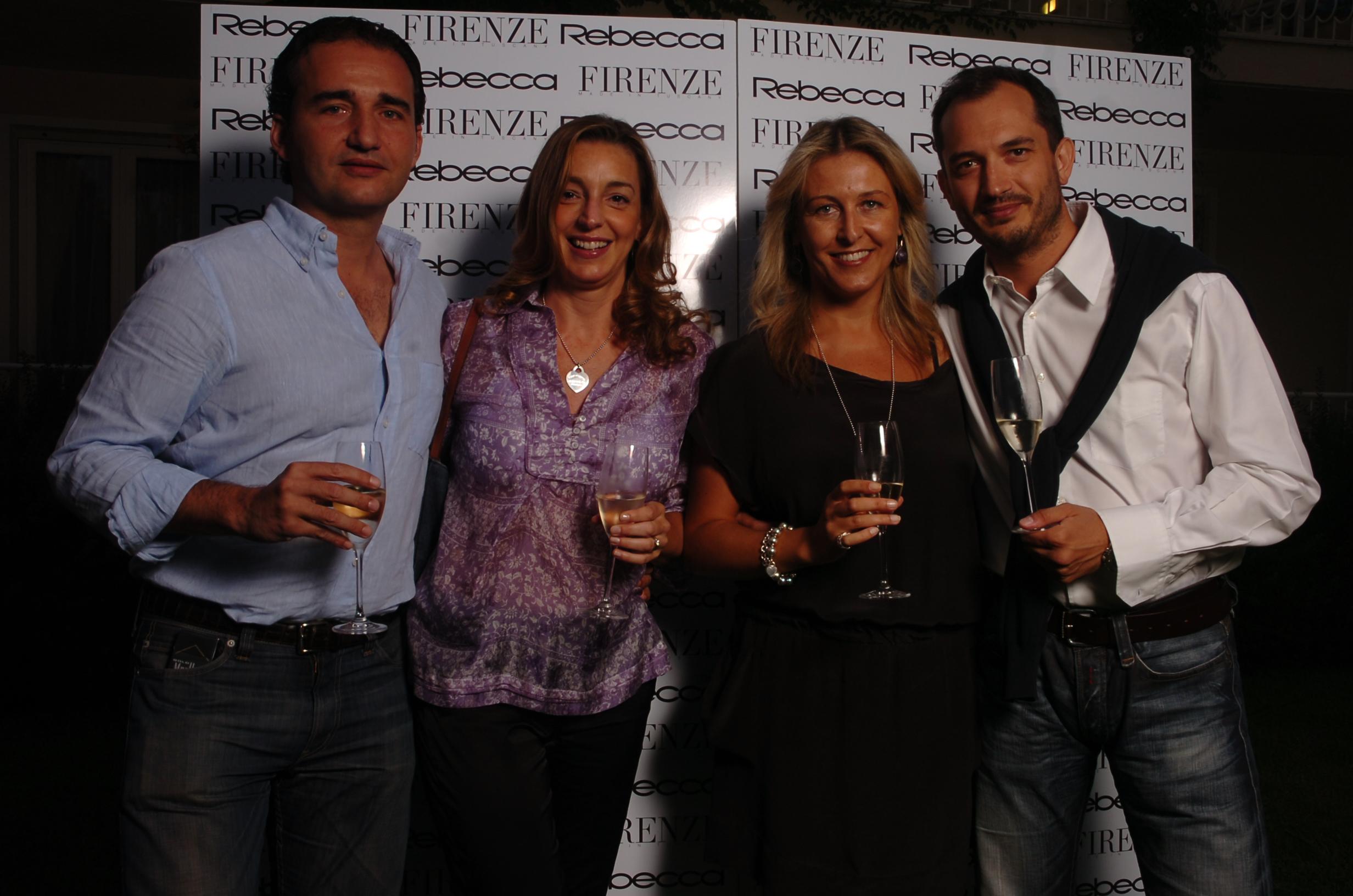 Simone e Marina Speciale, Valentina Alisi, Tommaso Baldassini