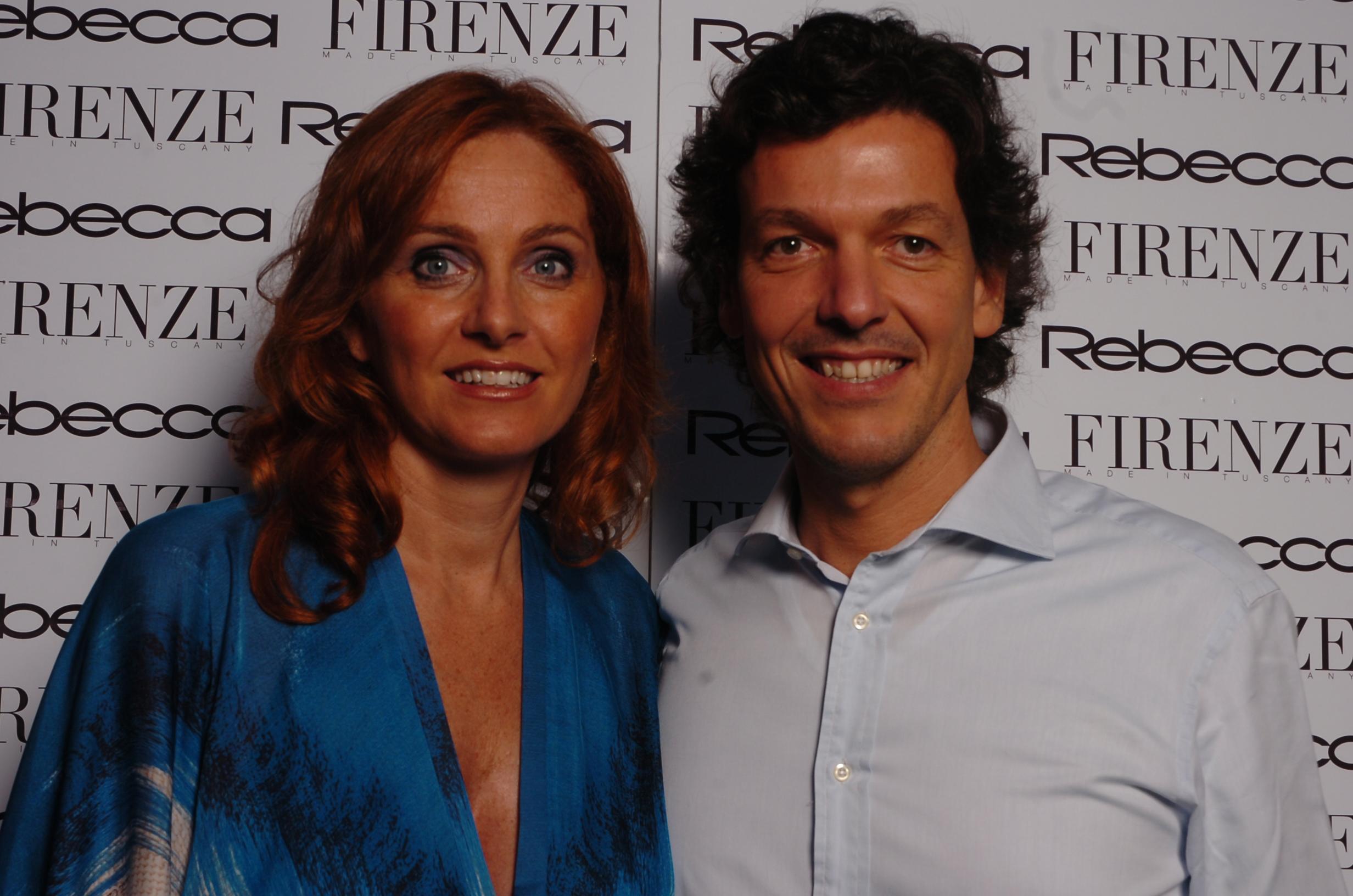 Riccardo e Cristina Maestrelli