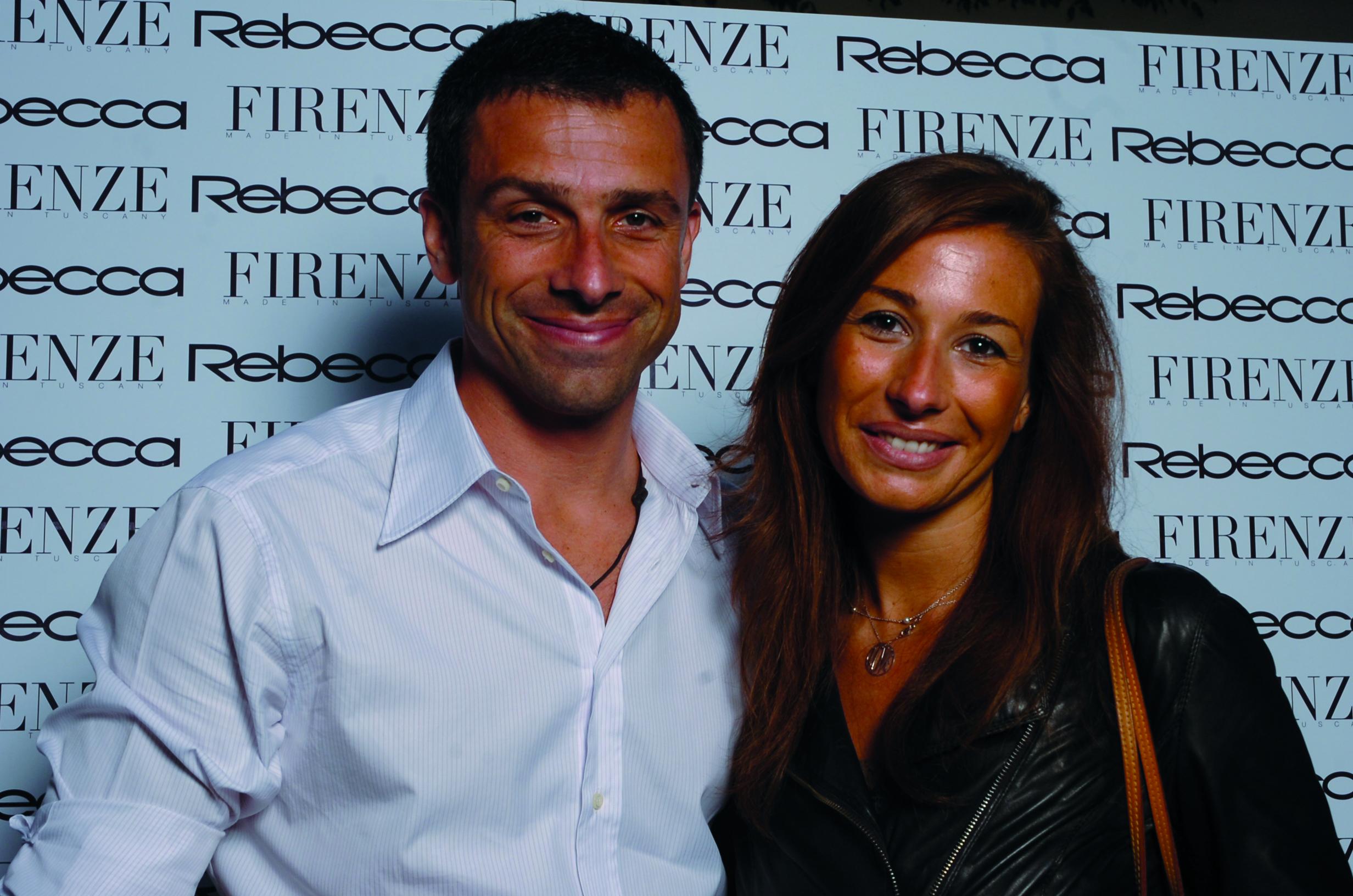 Stefano Bosia e Valentina Brandi