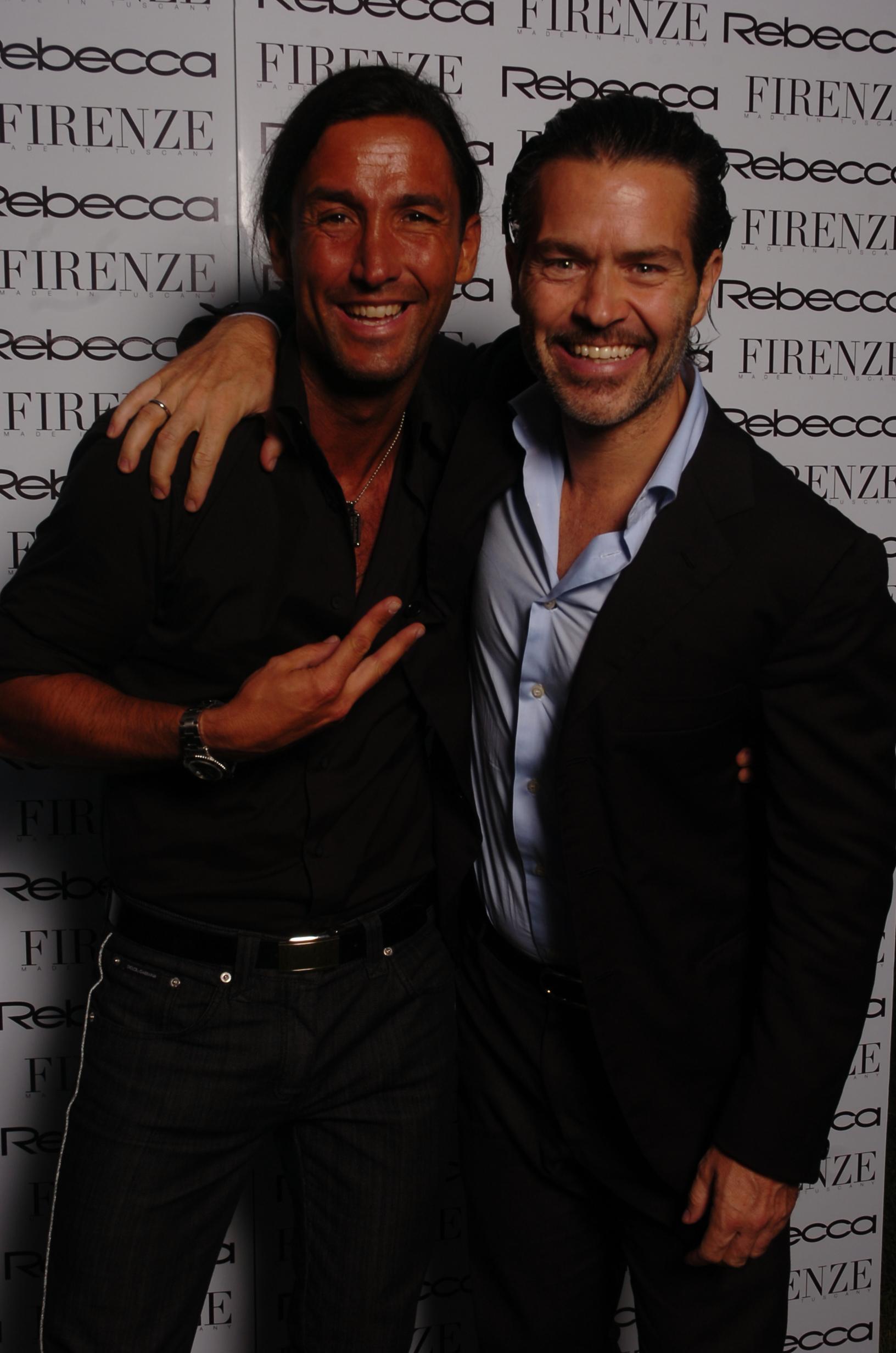 Marco Laschi e Andrea Leone