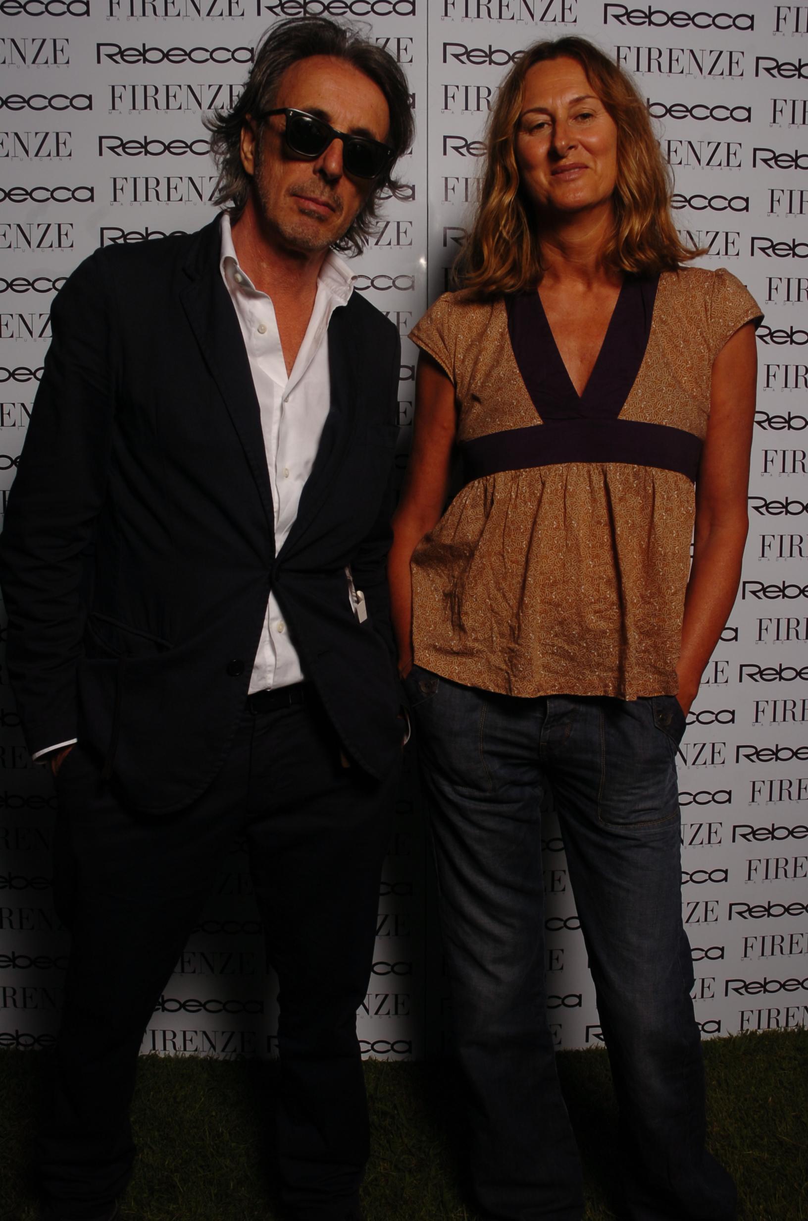 Carlo e Silvia Bertolini