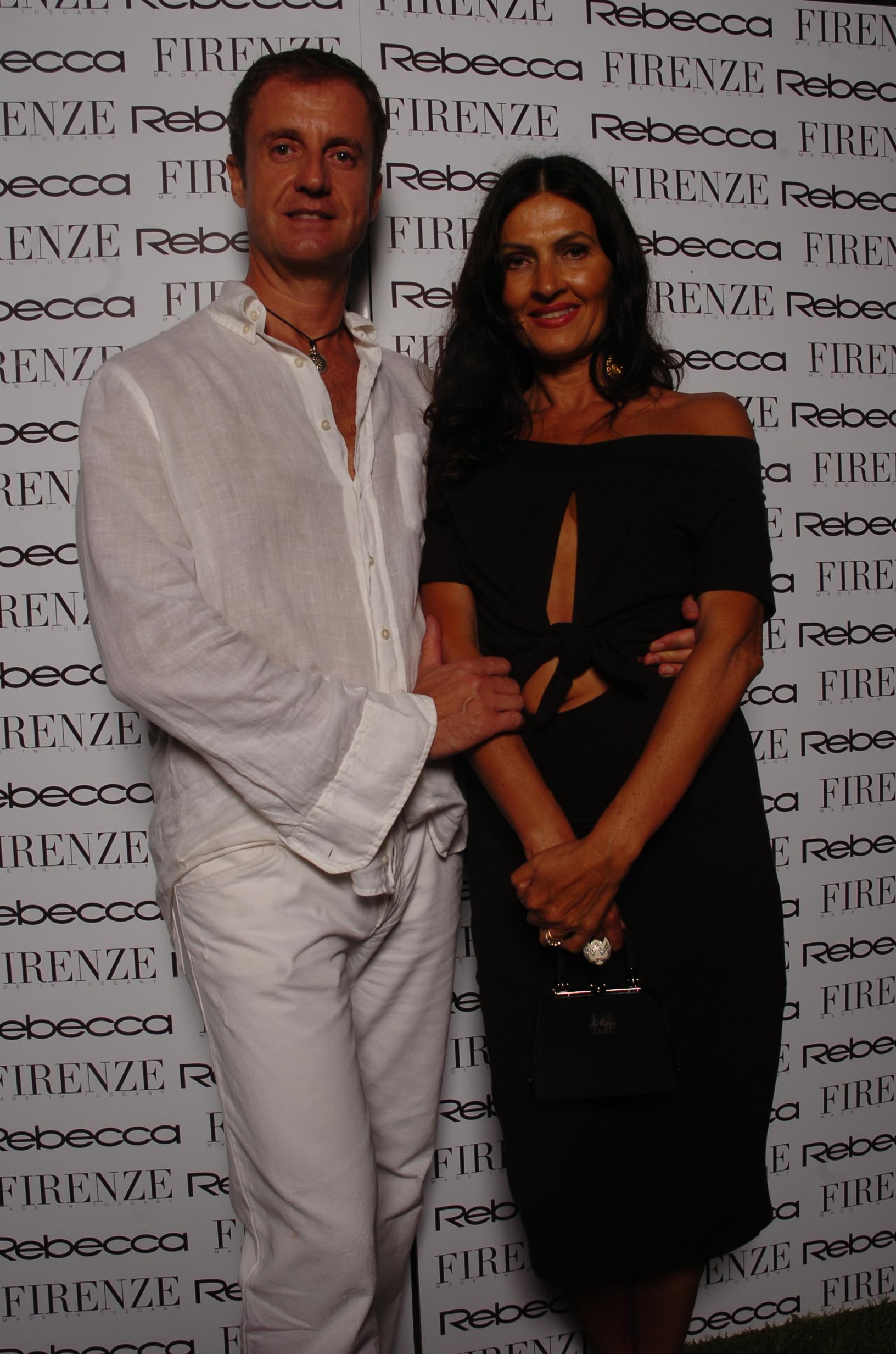 Eugenio Virgillito e Paola baggiani