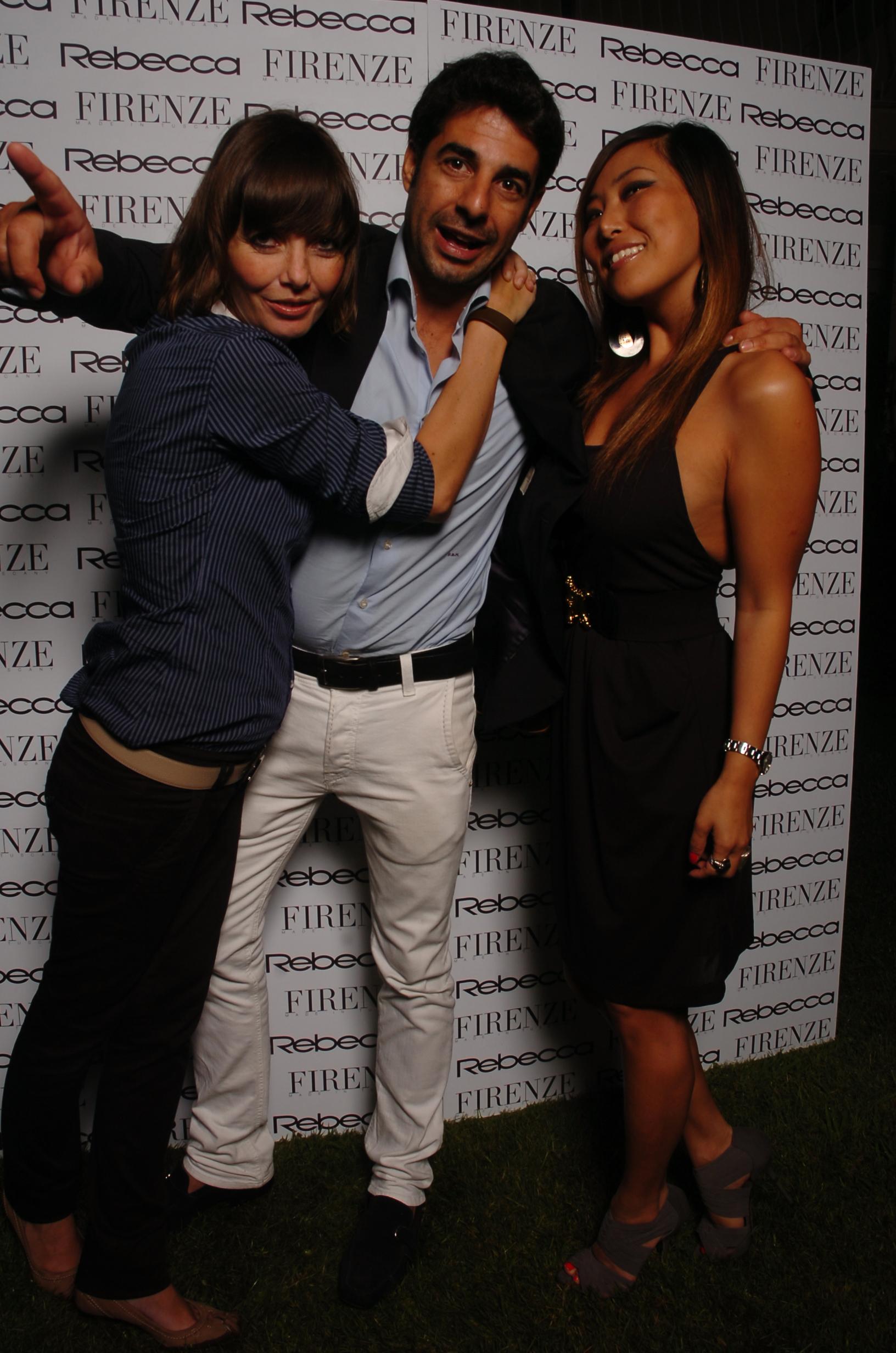 Sonia La Torre, Francesco De Marzo, Elin Hong Suh