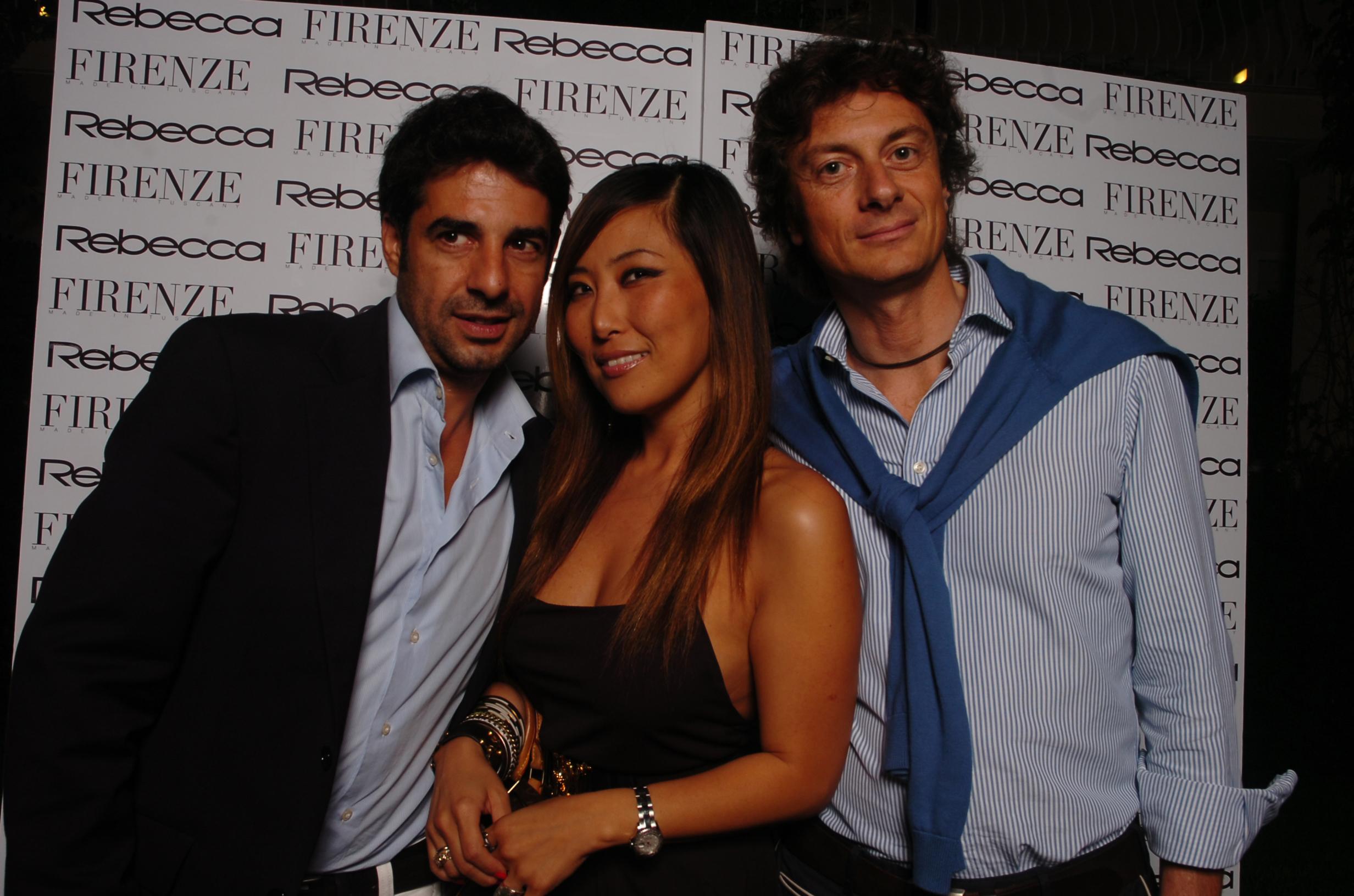 Fancesco De Marzo, Elin Hong Suh, Marco DI Benedetto