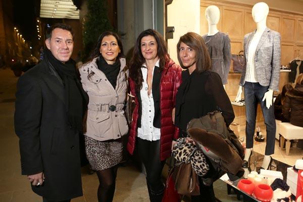 Luca Burgalassi, Eleonora Guidoni, Donatella Stivoli, Miriam Haim