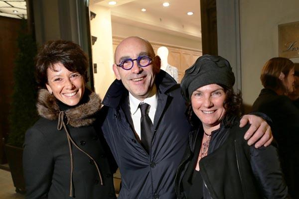 Elisa Tozzi Piccini, Barbara Rapisardi Sacchetti, Gianluca Tinacci