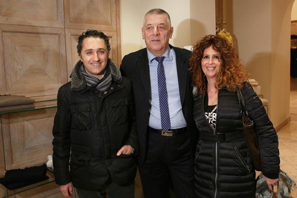 Alberto Lenzi, Gianni Consorti, Paola Diamante