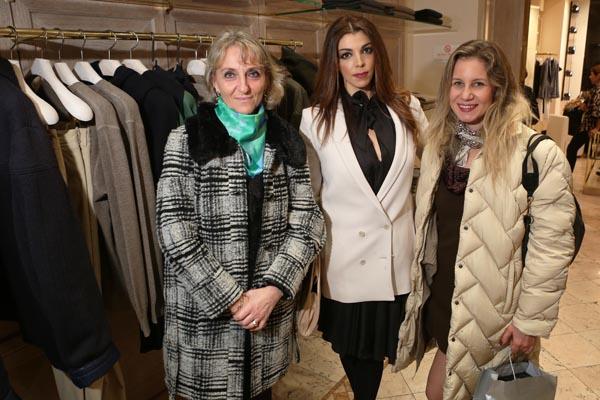 Raffaella Trodella, Susanna Alberghini, Samanta Fanelli