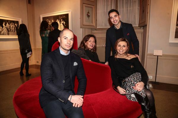 Enrico Ricci, Monica Mazzei, Claudia Gelosa, Stefano Pasqualetti
