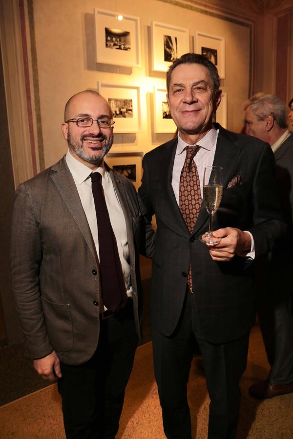 Giovanni Bettarini, Valentino Bertolini