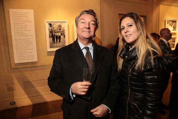 Roberto Lucarini Manni, Daniela Abruzzo