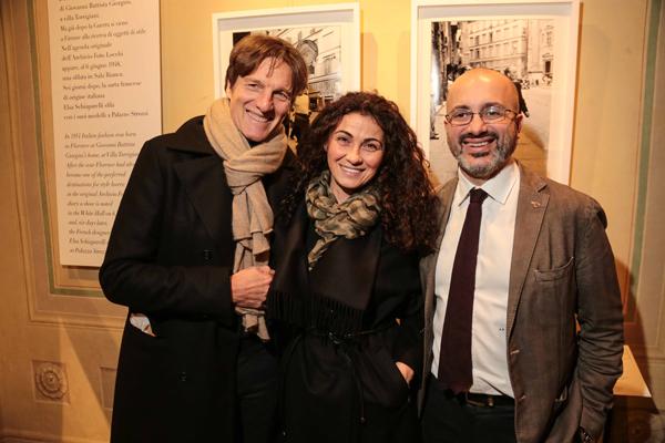Guido Ciompi, Rosalinda Lantieri, Giovanni Bettarini