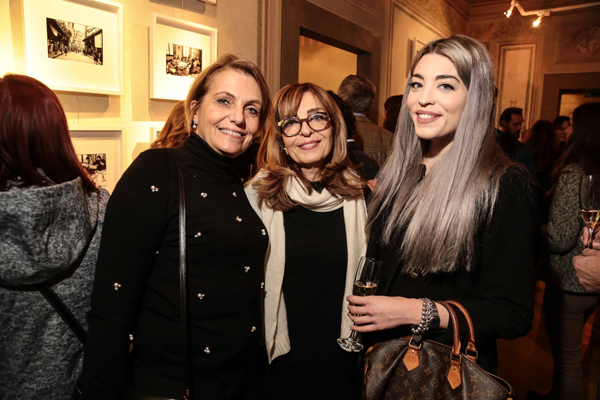 Daniela Zazzeri, Cristina Tesi, Chiara Li