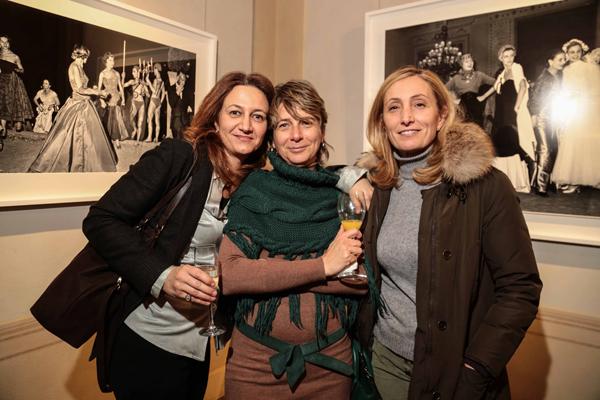 Maria Pilar Lebole, Paola Gallo, Nicoletta Donnini