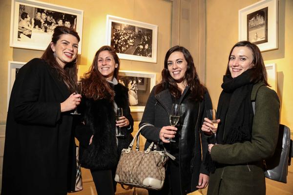 Maria Grazia Sabione, Marina Civita, Jessica Giovannini, Giorgia Vitale