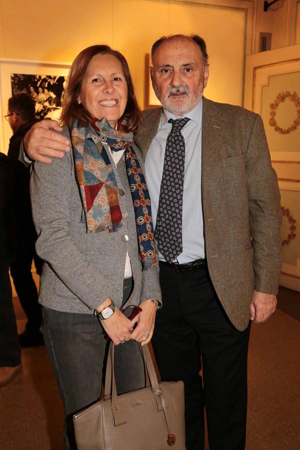 Cesare Cecchi e Antonella Meniconi