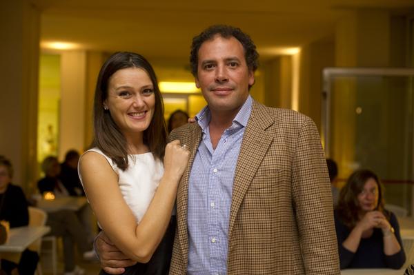 Lorenzo Ceruti, Samantha Pilevic