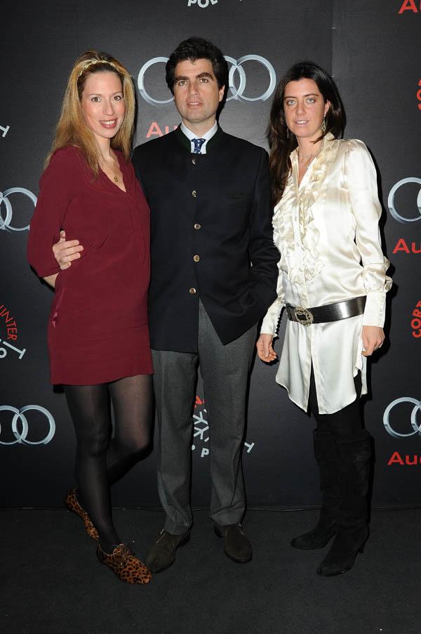 Patrizia, Lorenzo, Chiara Nencini