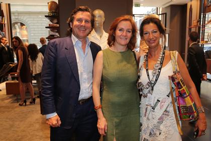 Giampaolo Mochi, Lisa Branchieri,  Lora Kilicyan