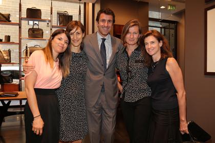 Raffaella Redaelli, Veronique Gebelle, Silvia Lannutti, Diane Mahadi, Marco Pirone