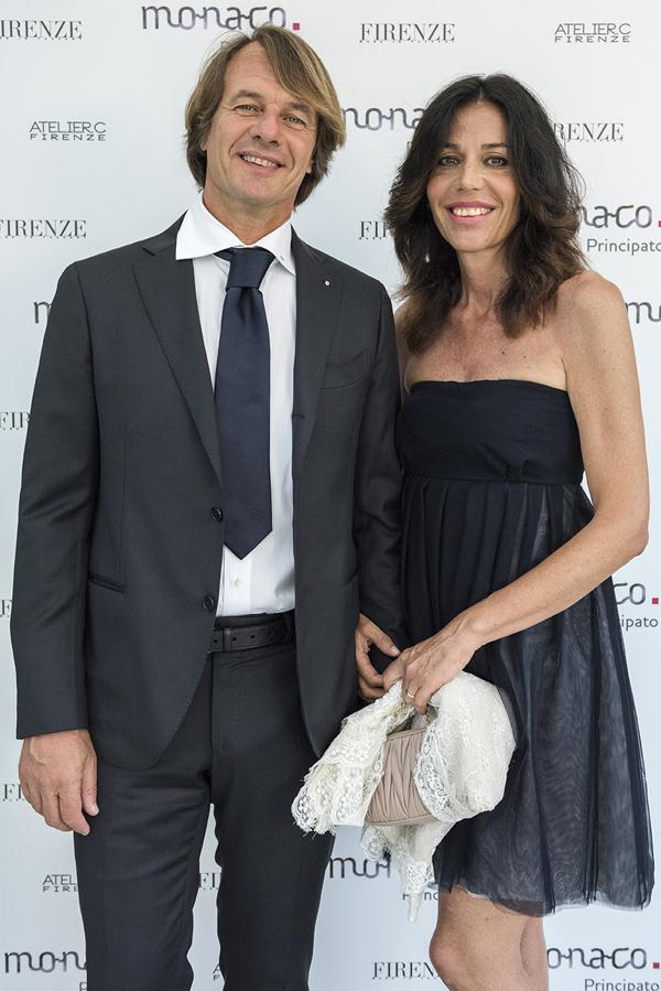 Luca Aiazzi, Alessandra Sardi